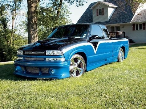 2001 Chevy S10  #chevy #truck