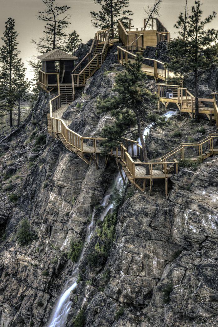 Kelowna Mountain Bridges