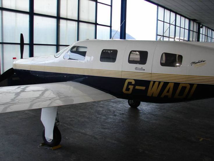 1999 Piper PA-46-350P Mirage for sale in Sion, Switzerland => www.AirplaneMart.com/aircraft-for-sale/Single-Engine-Piston/1999-Piper-PA-46-350P-Mirage/9095/