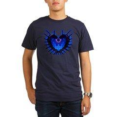 Heart of a Phoenix_Blue T-Shirt
