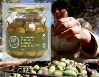 Fairtrade olives, anyone? Yes please!