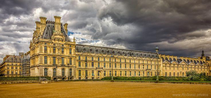 Pavillon de Marsan, Paris by Andrei Robu - RoSonic.photos on 500px
