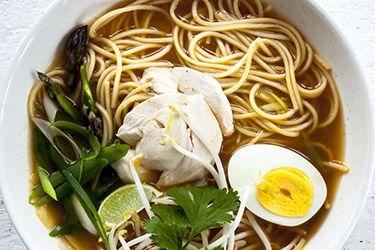 Chicken noodle soup – Recipes – Bite