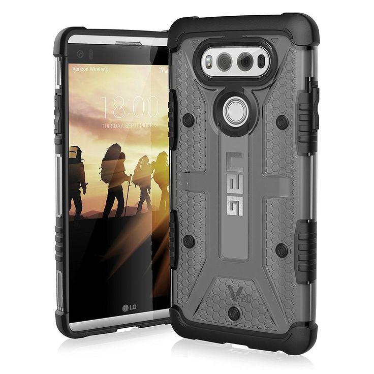 Urban Armor Gear UAG Ultra Slim drop impact Hard shell case cover for LG V20  #URBANARMORGEAR