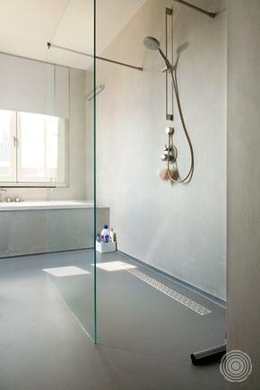 die besten 25+ steinwandfliesen ideen auf pinterest | kleiner ... - Alternative Zu Fliesen In Der Dusche