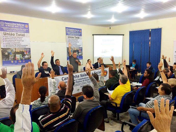 Químicos de Nova Iguaçu fecham acordo na P&G Seropédica