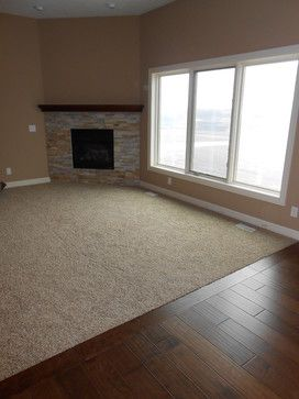 Traditional Home living room carpet Design Ideas, Pictures, Remodel and Decor
