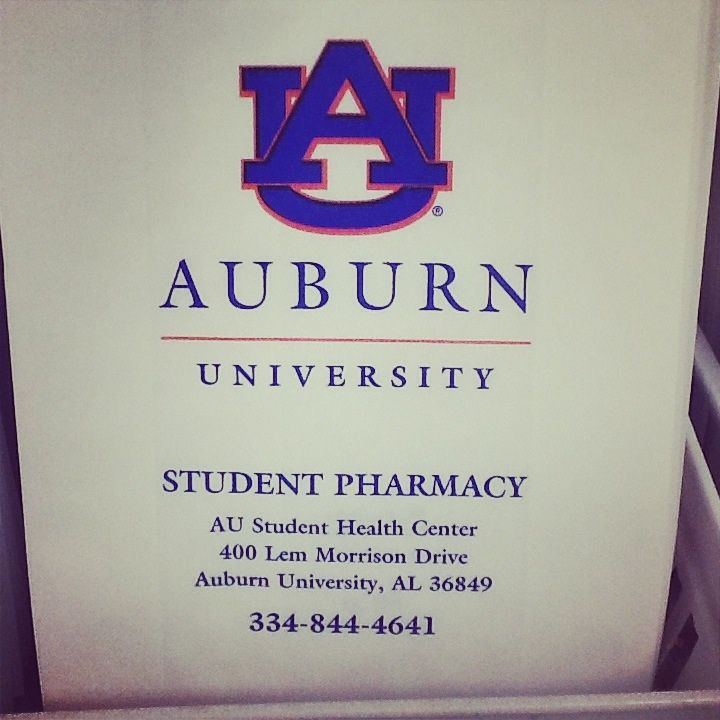 Just in case you needed our address or phone number. We are here to service Auburn University Student population.