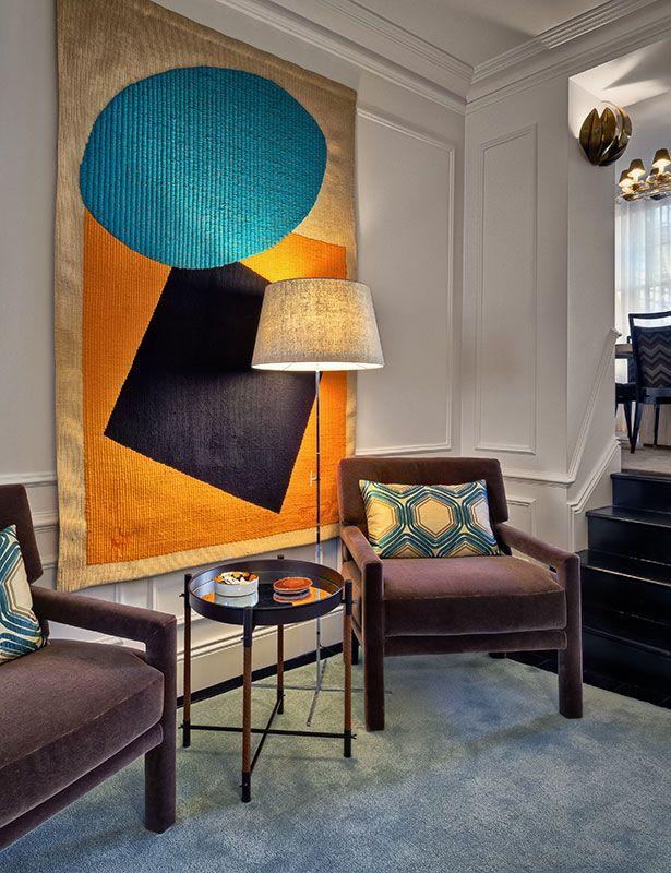 Glamorous interior design ideas #diningroomideas #livingroomideas #livingroomdecor modern living room, decoration ideas, home design ideas   More at www.plumesilk.com
