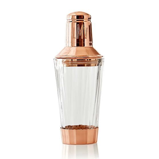 Copper Cocktail Shaker | Mark and Graham