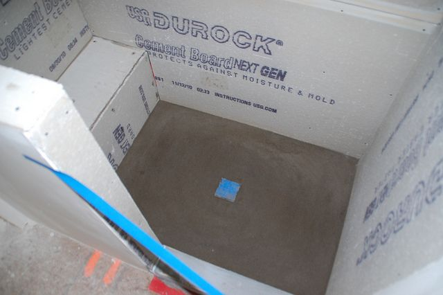 Diy Walk In Shower Stall Step By Step How To Bathroom