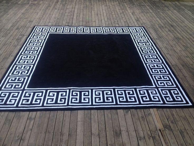 Черный с белый ковер Tapis ковры и ковры Alfombras де сала ковры для гостиной Alfombras dormitorio Tapis салон
