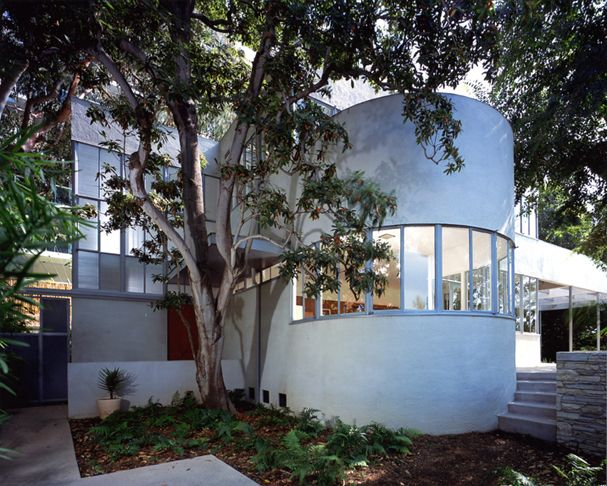 The richard neutra designed sten residence as seen in one my favorite movies laurel canyon