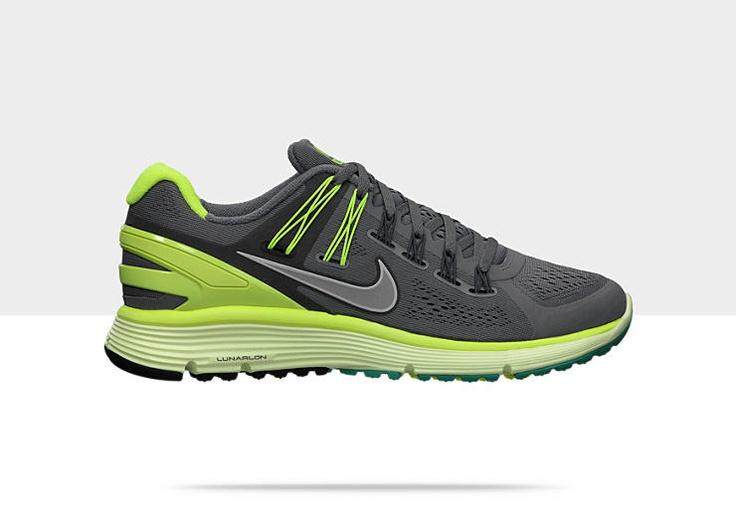 for my flat feet. Nike LunarEclipse+ 3 - Cool Grey/Silver/Volt/ · Men  Running ShoesMens ...