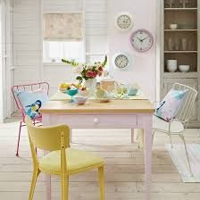 Image result for white room with pastels