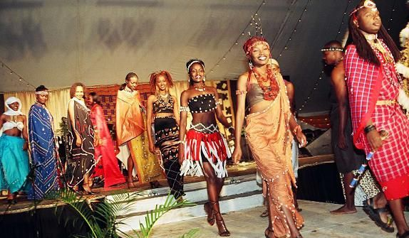 Kenyan Fashion.