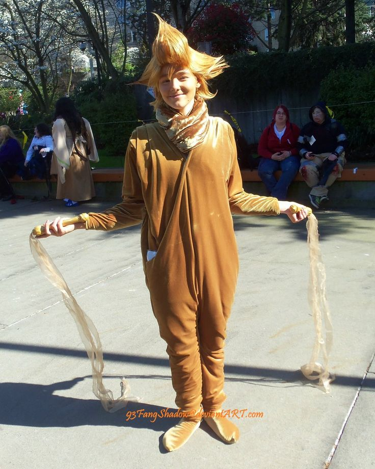 Rise Of Guardians Costumes