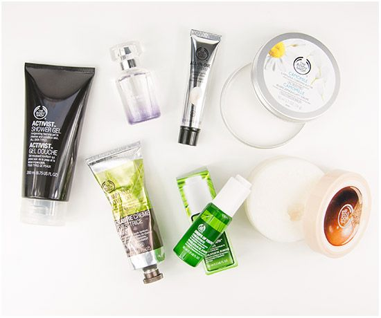 The Body Shop Beauty Must Haves Höst/Vinter 2014 #thebodyshop