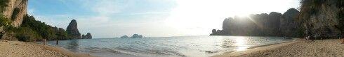 Tonsai Beach, Railay, Krabi, Thailand 2014