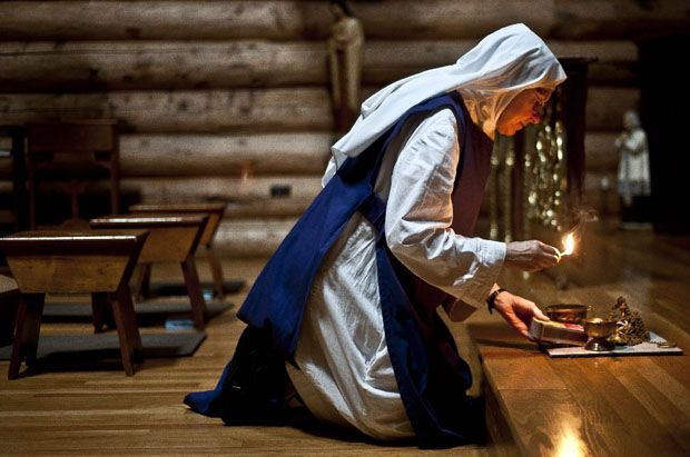 Catholic Cloistered Nuns | Solitary sisters: Cloistered nuns live out their Catholic faith | The ...
