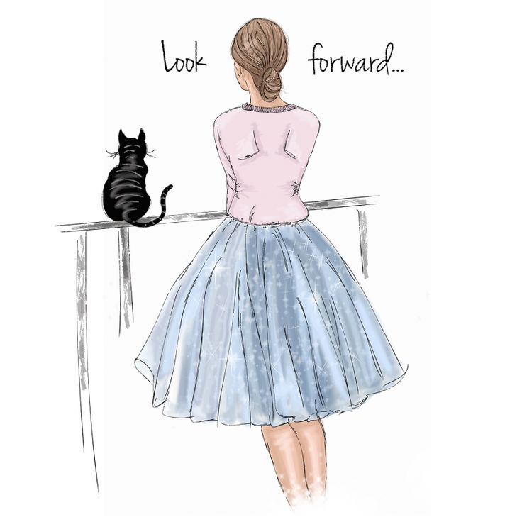 LOOK FORWARD OR HOW TO DEAL WITH CHANGE |