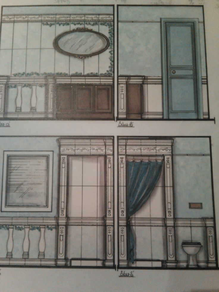 aspects of bathroom design by vanessa!!!