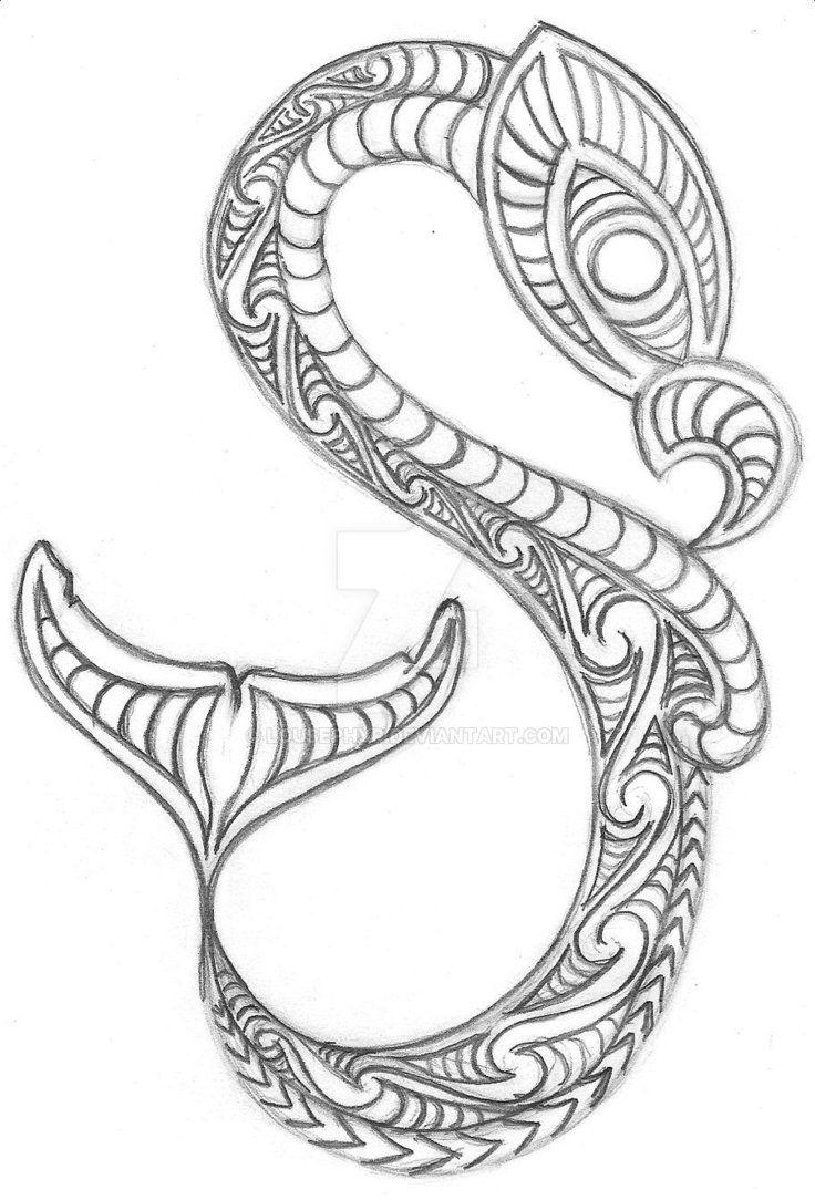 Manaia; Maori Mythological Creature; Bird Head, Fish Tail
