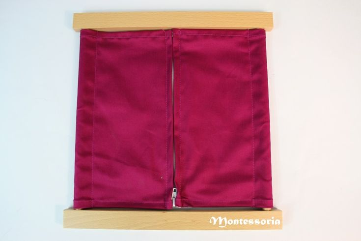 Cadre d'habillage - fermeture zip