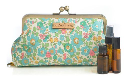 Handcrafted Essential Oil Carrying Case. Carry your oils in style with our beautiful handmade essential oils carrying cases! Our essential oil carrying case are Made in the USA!
