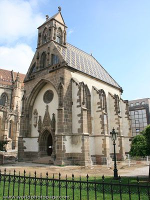 St. Michael's Chapel #kosice