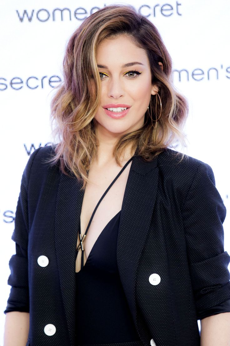 Blanca Suarez at the Women Secret Swimwear Photocall Madrid (20 April, 2016)