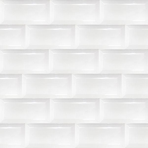 Carrelage mural m tro blanc carrelage mural for Carrelage mural blanc 20x20
