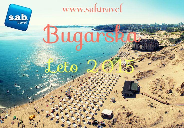 NAJPOVOLJNIJI ARANŽMANI - #BUGARSKA od 10 eura Za ponudu Bugarska leto 2015 pripremili smo širok spektar smeštajnih kapaciteta u poznatim i popularnim bugarskim letovalištima Zlatni Pjasci, Sunčev Breg, Nesebar, Konstantin i Elena, Sunny Day, St. Vlas Laguna.  Sopstveni ili autobuski prevoz, broj dana po želji! Pogledajte ponude na našem websajtu: http://sab.travel/ponude-drzava/bugarska-leto  Deligradska 9, 11000 Beograd www.sab.travel +381 11 30 65 350 office@sab.travel