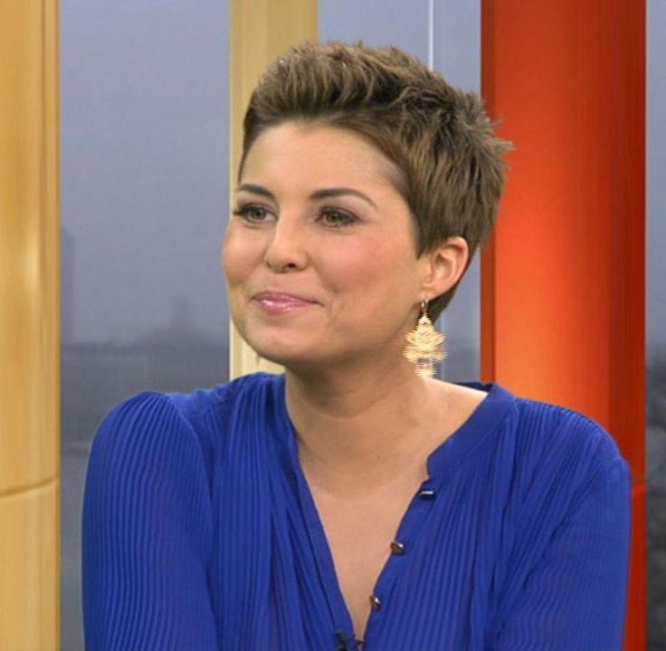 """Die VIP-Expertin Vanessa Blumhagen wurde bekannt durch die RTL-Sendungen """"Punkt 6"""" und """"Punkt 9"""""""