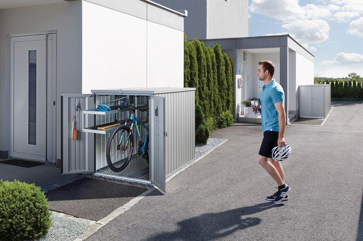 8 besten fahrradgarage bilder auf pinterest erwachsene - Genehmigungspflicht gartenhaus ...