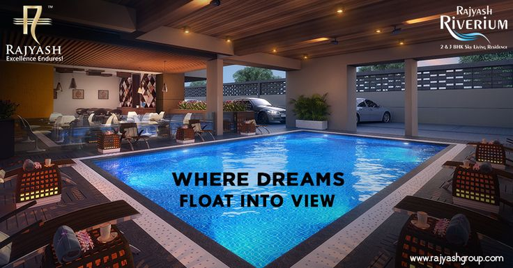 This is where you can treasure all your life's dreams. Book a home at #RajYashRiverium and watch your dreams float into view. #SampleFlatReady #RajyashCity #RajYashGroup #RajYash #SouthVasna #Ahmedabad