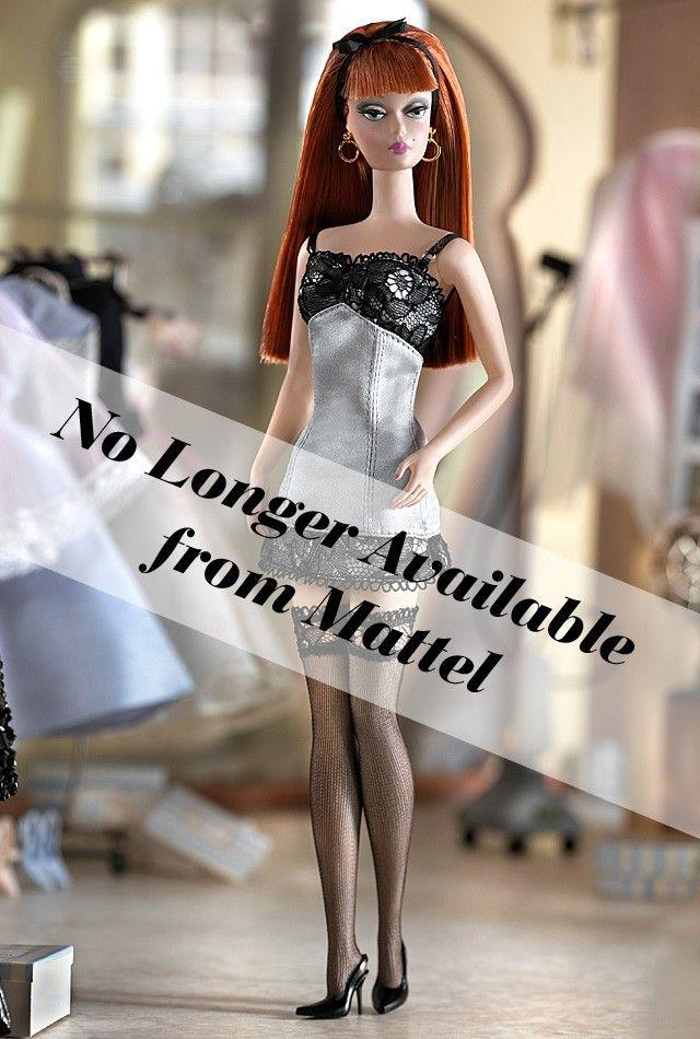 The Lingerie Barbie® Doll #6 2003 Prod Code 56948 Designed by Robert Best Ltd Ed