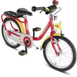 puky kinderfahrrad: Puky Kinderfahrrad Z6 16 Zoll Kinderrad rot Top Angebote