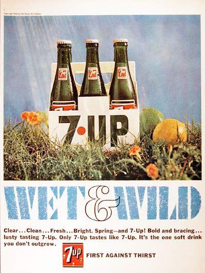1966 7Up // Wet & Wild