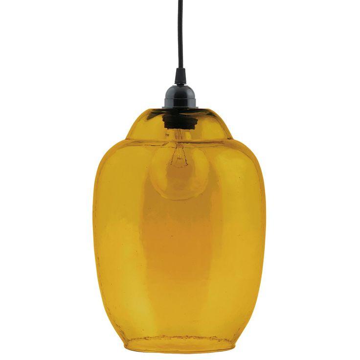 Goal lampeskjerm, gul – House Doctor – Kjøp møbler online på ROOM21.no