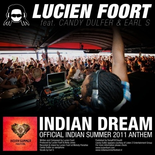 Lucien Foort ft. Candy Dulfer & Earl S - Indian Dream
