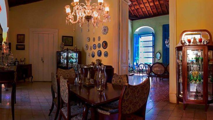 Hostal Lili (Trinidad), casa colonial a 200 m. de la Plaza Mayor