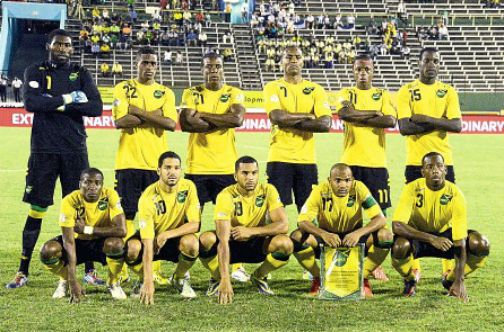 Reggae Boyz vs Martinique in the 2014 Carib Cup today - http://www.yardhype.com/reggae-boyz-vs-martinique-in-the-2014-carib-cup-today/