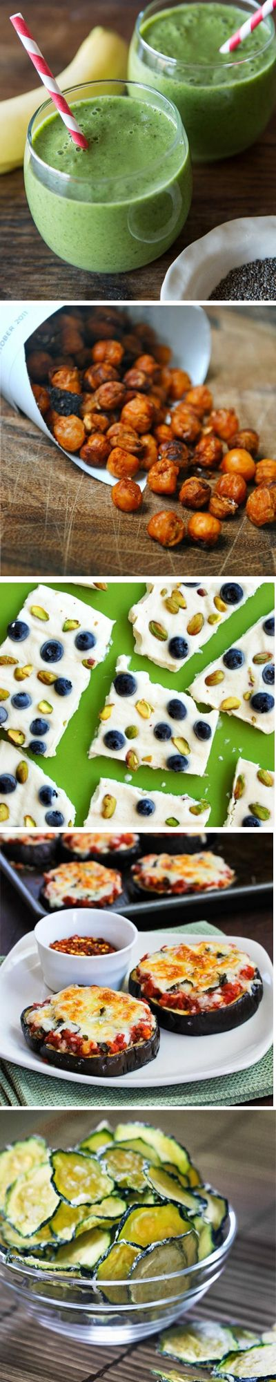 Gesunde Snacks - die leckersten Rezepte gibt's hier: http://www.gofeminin.de/kochen-backen/gesunde-snacks-rezepte-s1377107.html #snacks #healthy #delicious #mhmmm #food