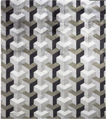 Quilt Inspiration: Tumbling blocks... more illusions