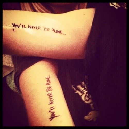 Mother Daughter Tattoo Quotes Quotesgram: 20 Best Mother Daughter Tattoo Quotes Images On Pinterest