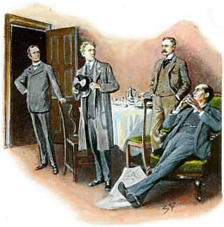 an overview of the detective story of arthur conan doyle Despite the continuing widespread popularity of arthur conan doyle's sherlock holmes, doyle did not originate the detective story this credit must be given to another author of the 19 th century, edgar allan poe.