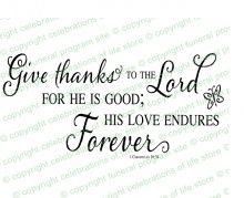Elegant Script Titles and Quotes Bible Scripture Verses