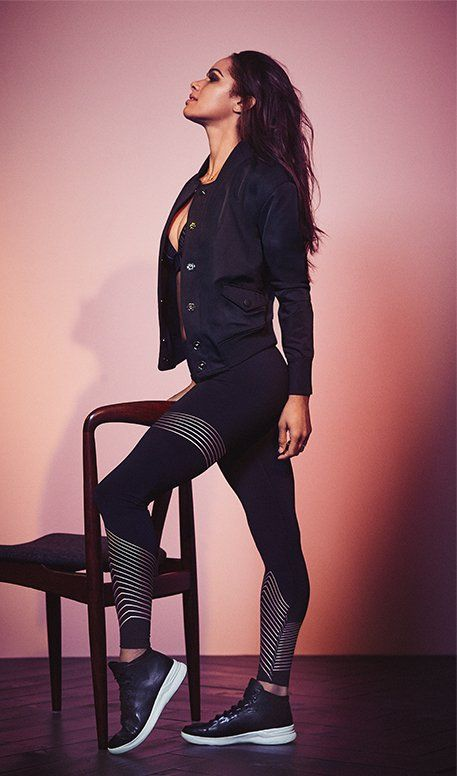 MISTY COPELAND UNDER ARMOUR   Sportswear brand Under Armour, Launches collection with African ...