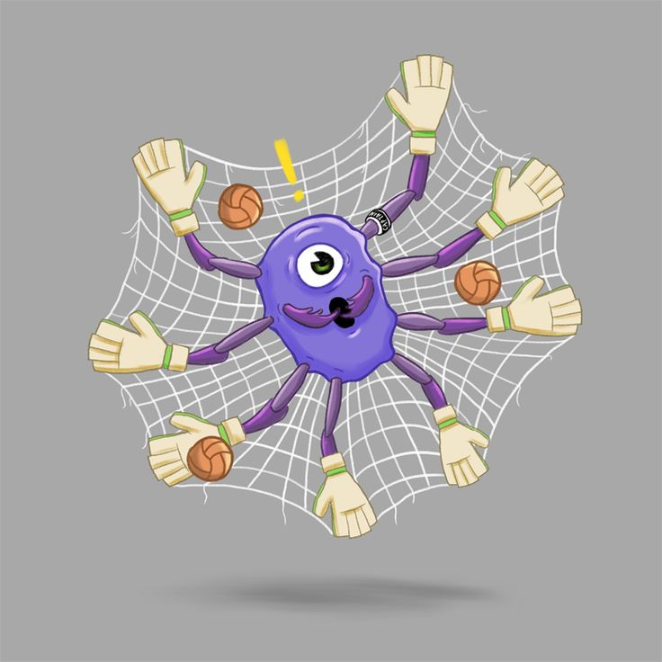 Native to Florence, Italy, the Arachno Nethos Minderos were found in the top corners of Fiorentina's goals. Club officials kept them secret and over the years the arachnids were the cause of many an opposition team thinking they'd scored only to be left puzzled at how the ball stayed out of the top corner.  Apparently there was a whole hidden dossier on their use in the Calciopoli files.